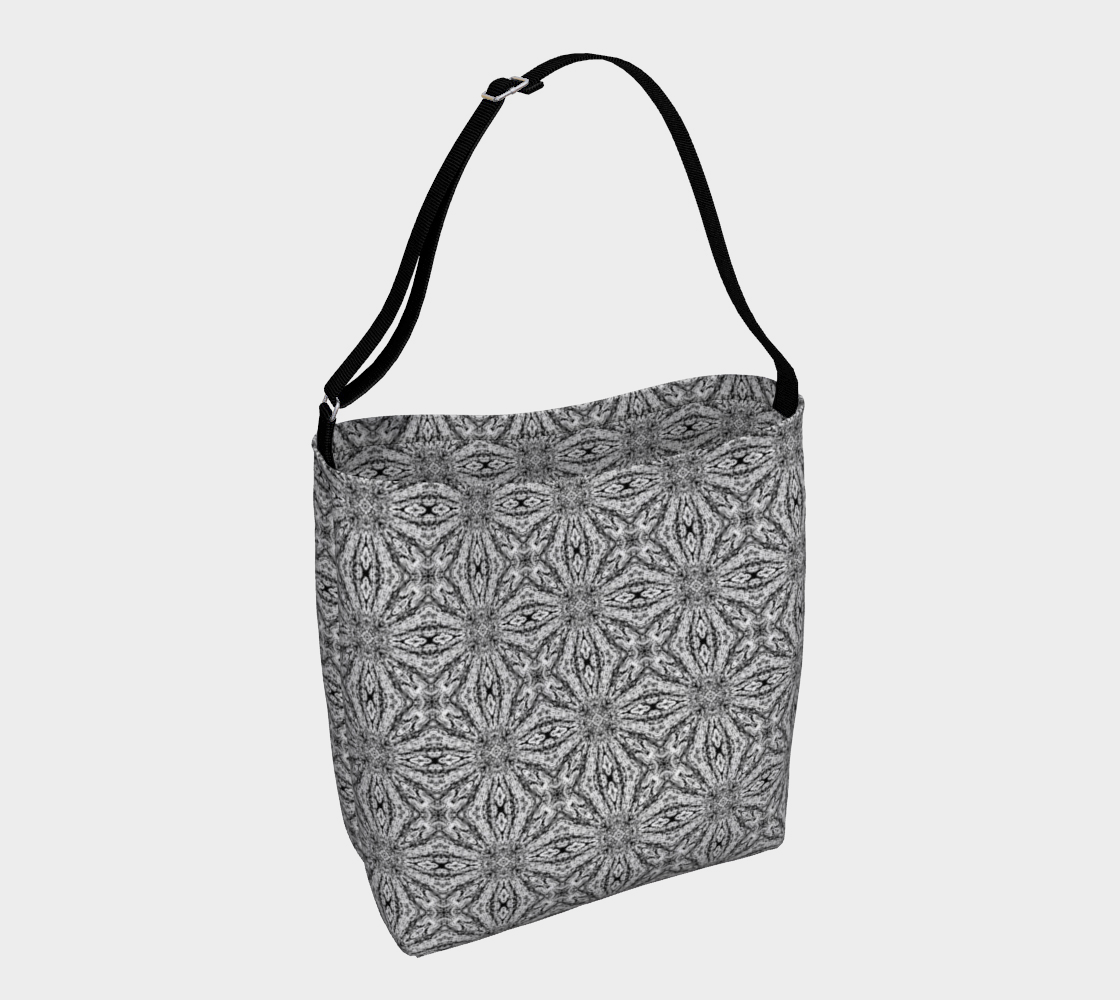 Classic Printed Stretchy Tote Bag