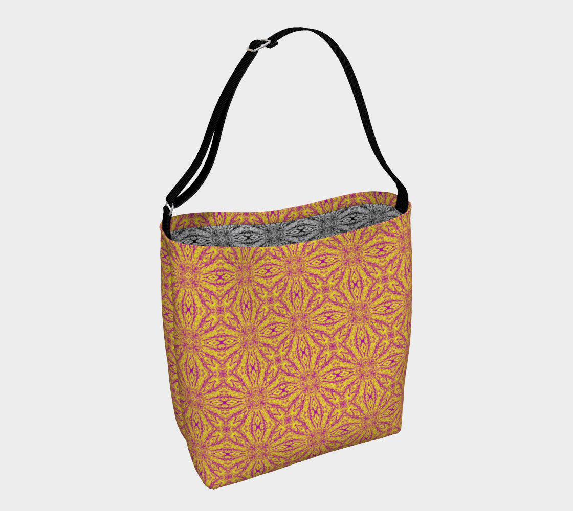 Sturdy Fabric Reusable Shopping Bag