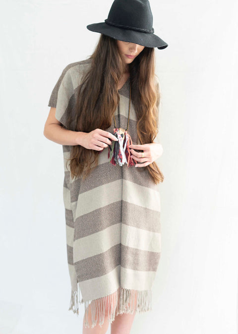 *NEW* Poncho Tunic/Dress