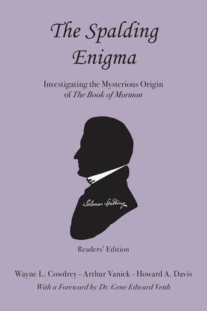 The Spalding Enigma - Coming May 15th!