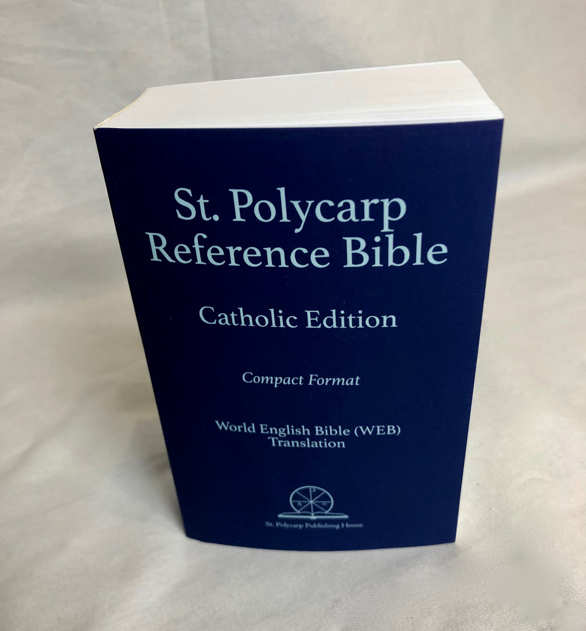 St. Polycarp Reference Bible: Catholic Edition (Paperback) - Compact Format