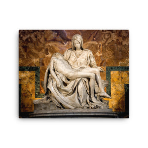 Canvas - Michelangelo's Pieta