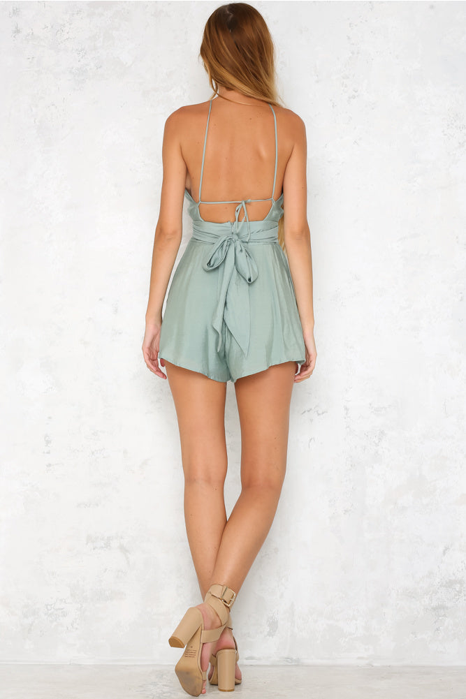 Just Like Heaven Romper - Avalon88