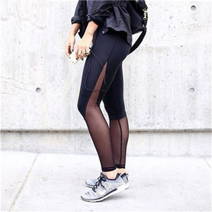 Black Leggings - Avalon88