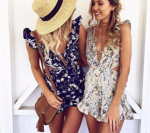 Bohemia Playsuit