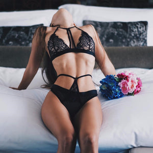 Be Mine Bra Set - Avalon88