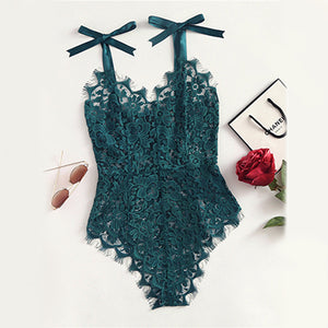 Coco Teal Bodysuit - Avalon88