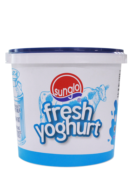 SUNGLO 1.4KG FRESH YOGHURT LOW FAT