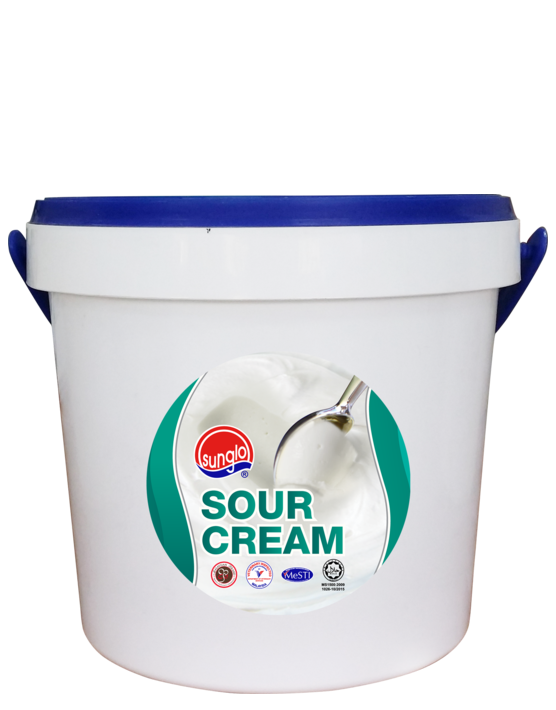 SUNGLO 1.5KG SOUR CREAM
