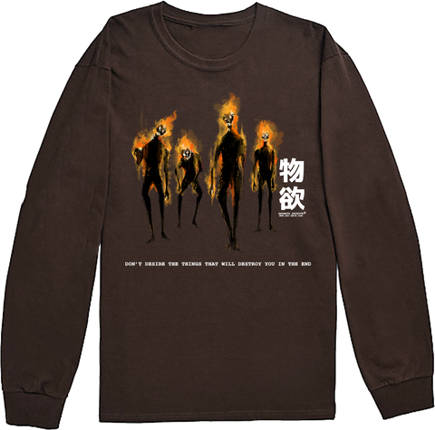 infernal longsleeve