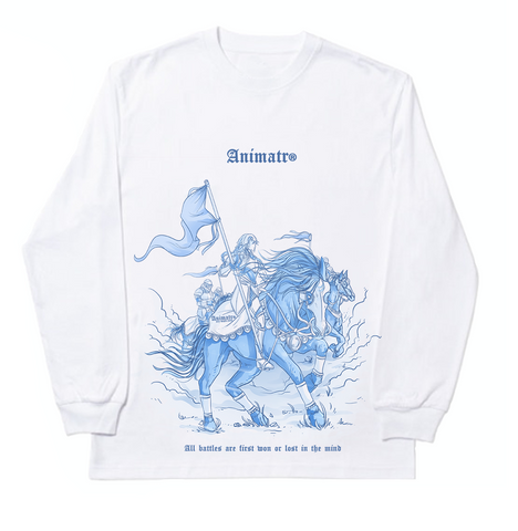 joan of arc longsleeve