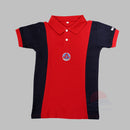 ADPS Red PE T-Shirt (Front view)
