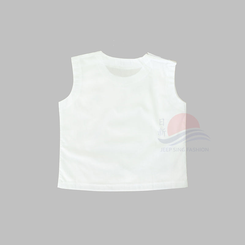 KHS Sleeveless Blouse (Girl) Back view