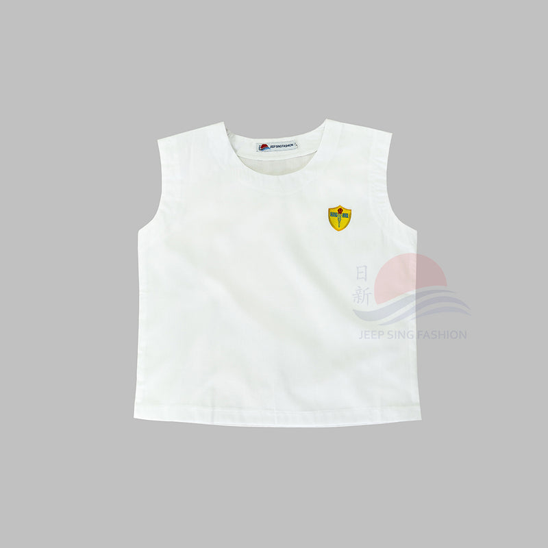 KHS Sleeveless Blouse (Girl) Front view