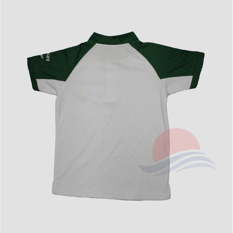 SKPS Green House PE T-Shirt Back View