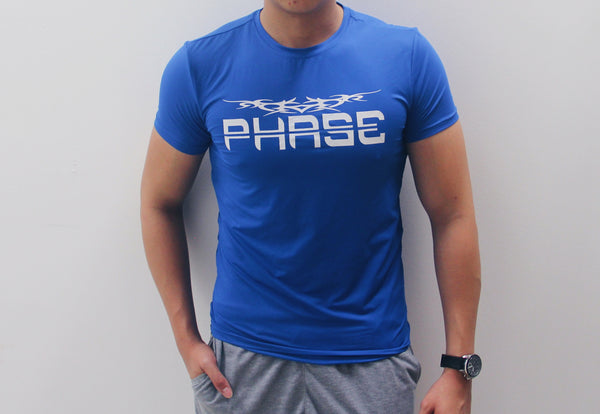 Phase One - Blue T-Shirt