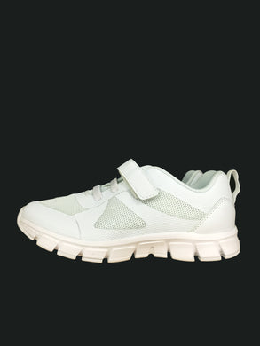 POPS White Shoes - Velcro 28 to 35 (N)
