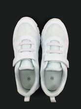 WWPS White Shoes - Velcro 28 to 36 (N)