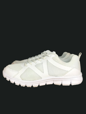 White Shoes -  Lace (New)