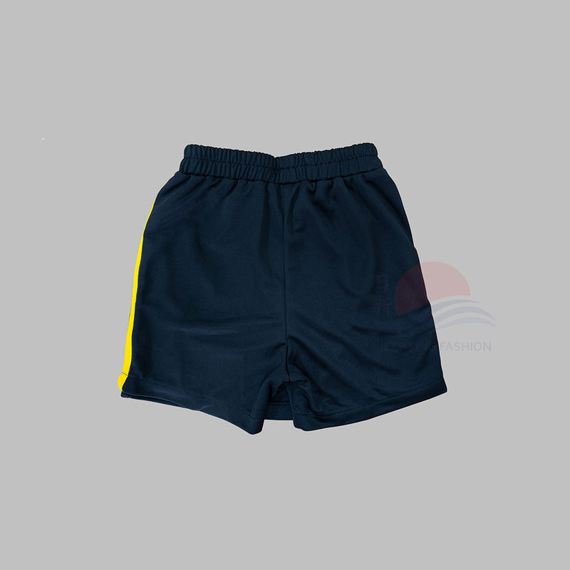 PRPS Girl's PE Skorts (Back view)
