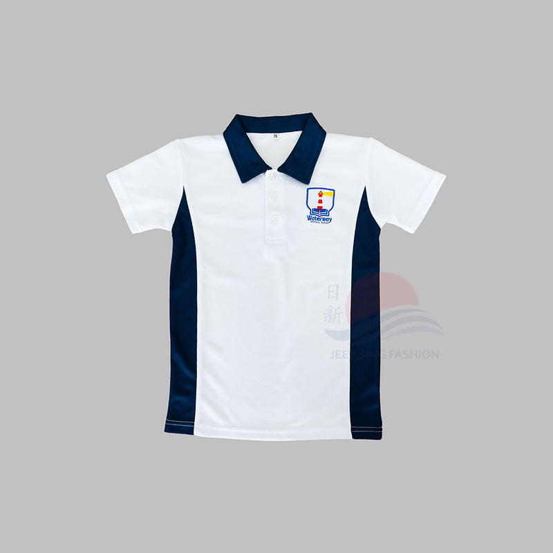WWPS Polo Tee (Front view)
