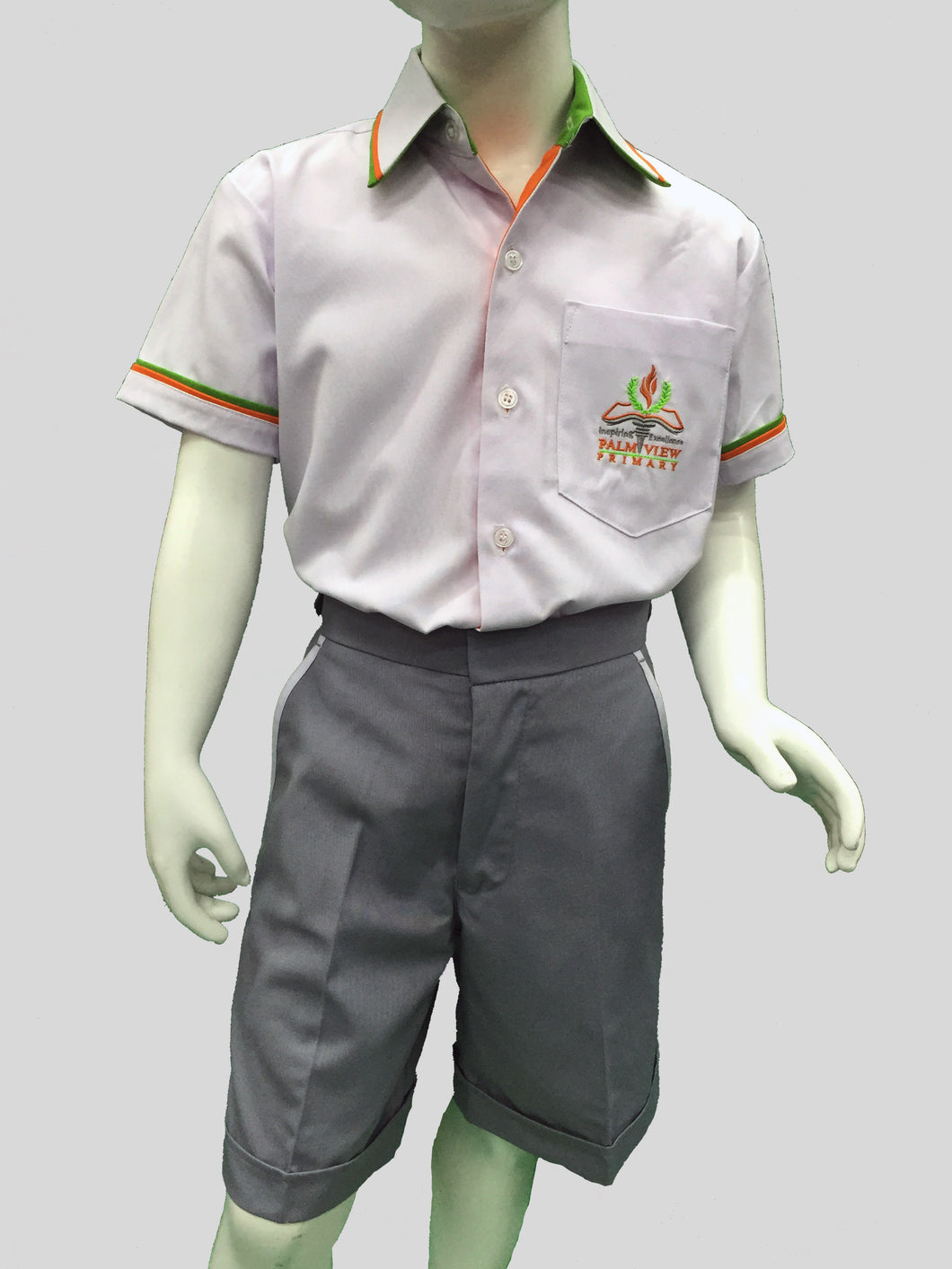 PVPS Uniform Bermudas