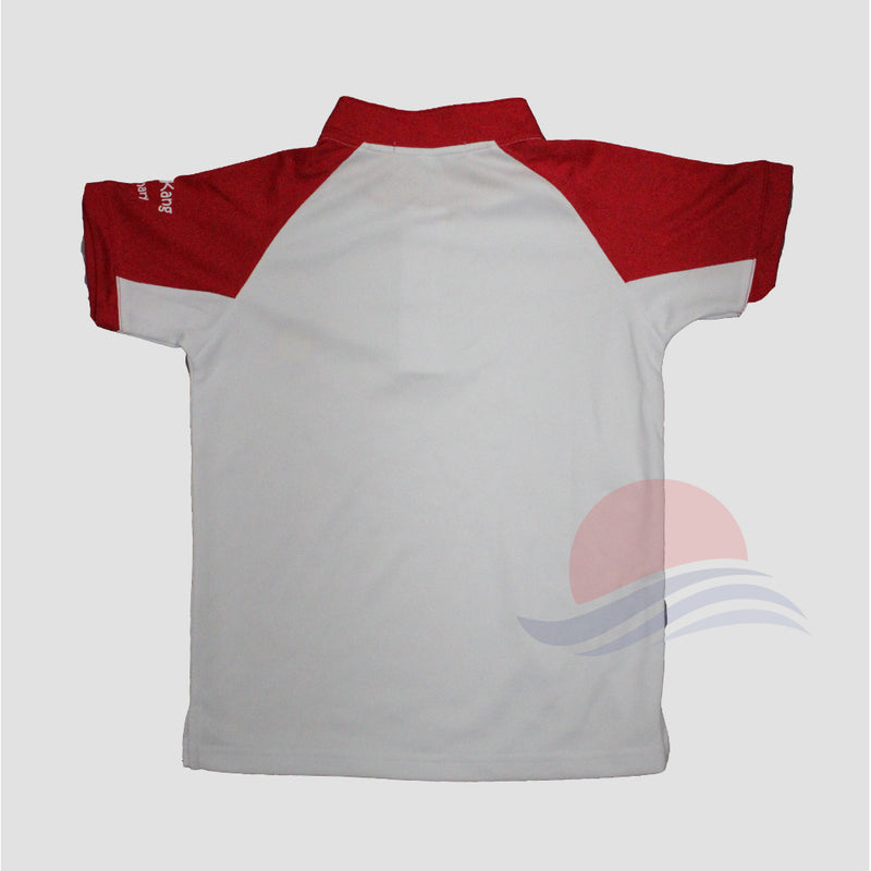 SKPS Red House PE T-Shirt Back View
