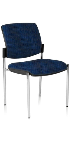 Maxi Stacking Visitor, Upholstered