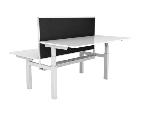 Rapid Paramount Height Adjustable Back to Back Desk