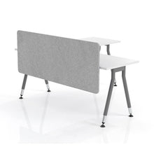 Privi Desk Hung Screen