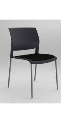 Game Visitor Chair (upholstered seat)