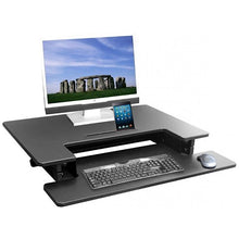 Hilift manual height adjustable desktop solution