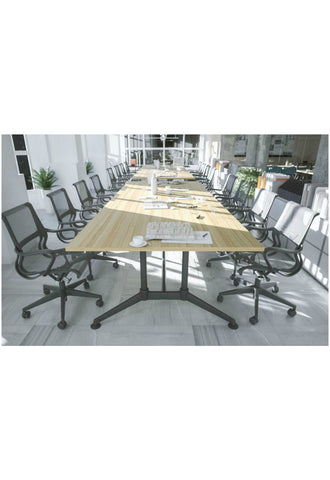 Modulus Meeting Table (Black)