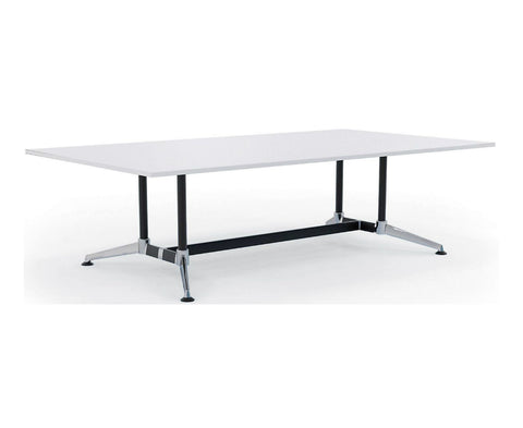 Modulus Twin Post, Single Span, Boardroom Table