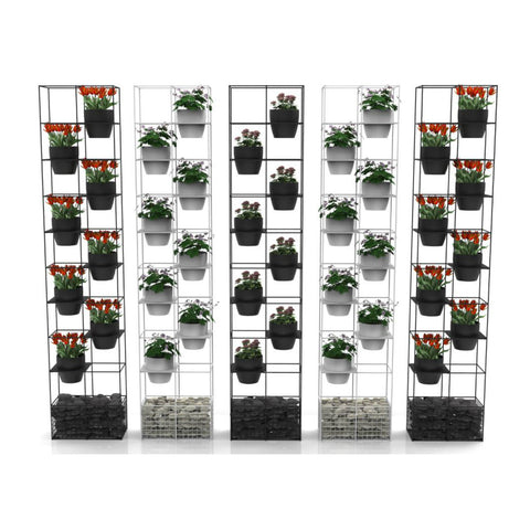 Rapid Bloom Vertical Garden