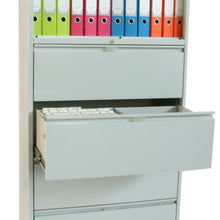 Steelco Lateral Filing Cabinet