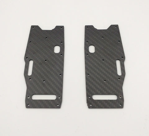 J5D RC8T3/T3.1 Rear Arm Stiffeners