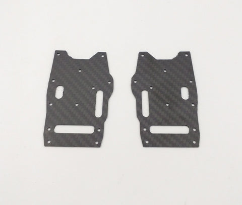 J5D RC8B3/RC8B3.1 Rear Arm Stiffeners