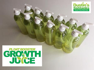 Z-Plant Booster GROWTH JUICE- ADD ON- (Our OWN Special Aquarium Plant Fertilizer)