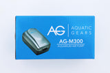 Aquatic Gears Aquarium Air Pump - Aquarium Equipment