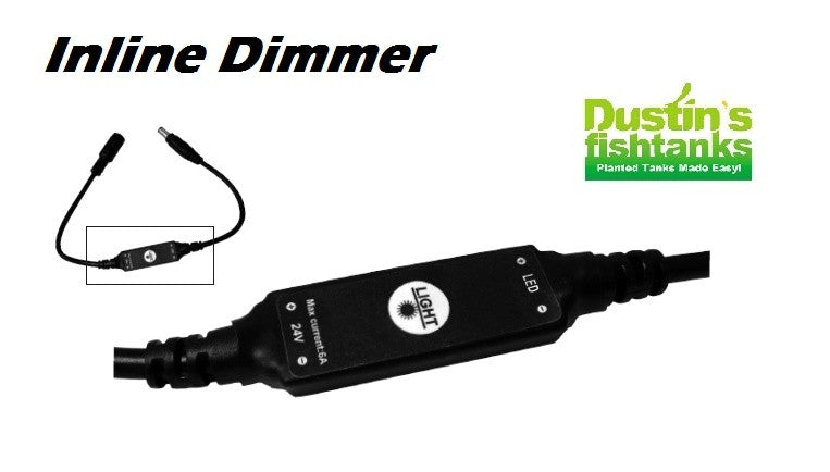 LED Inline Dimmer Specs