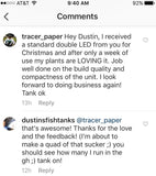 Plant aquarium lighting REVIEW on Instagram