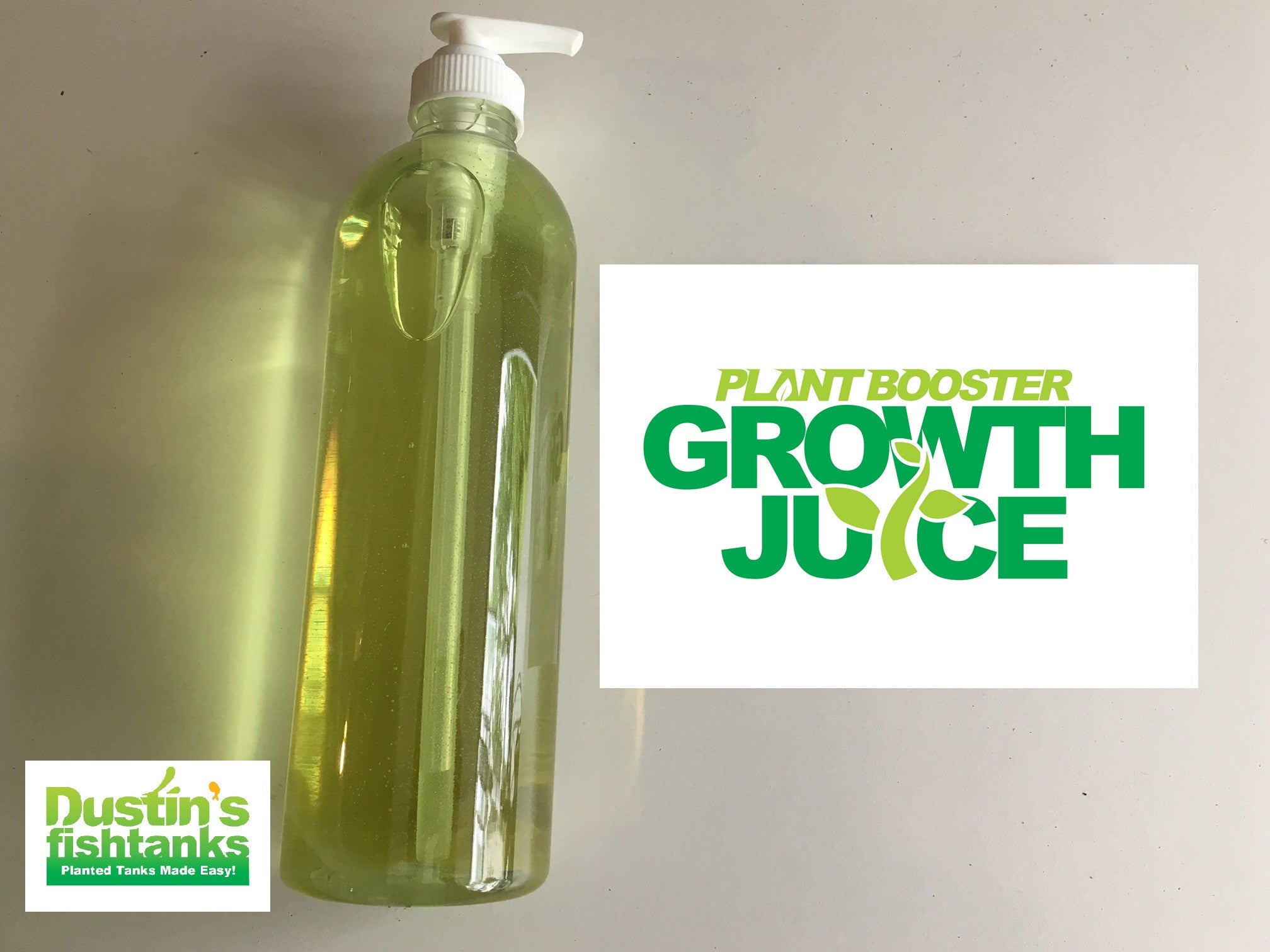 One 500ml Bottle of our Aquarium Plant Fertilizer. Growth Juice!