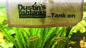 Dustin's Fishtanks Towel
