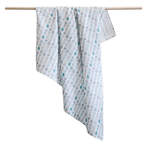Pikku Baby | Muslin Swaddle Wrap | Painted Stones Collection