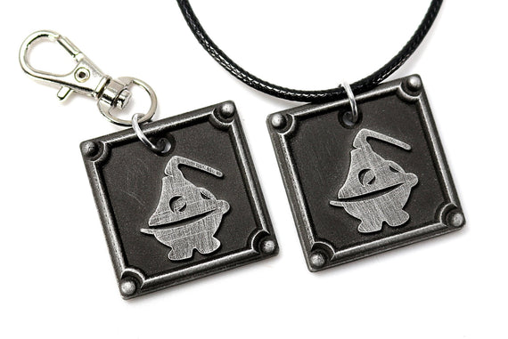 Alchemist FFXIV Crafting Charm - ALC Metal Resin, Disciple of the Hand Final Fantasy 14 FF14 - LootCaveCo
