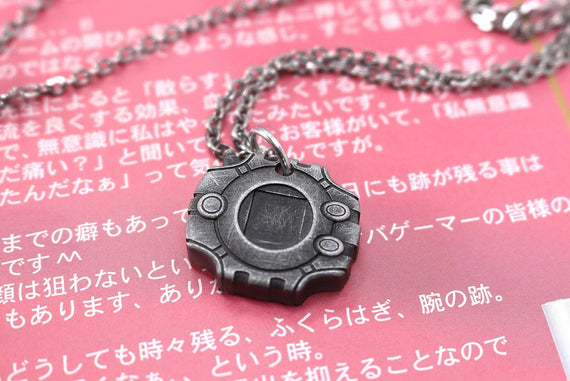 Digimon Digivice Locket - Digimon Adventure, Digidestined Digimon - LootCaveCo