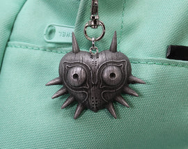 Zelda Majoras Mask Legend of Zelda Breath of the Wild Necklace - Nintendo/Zelda Gift