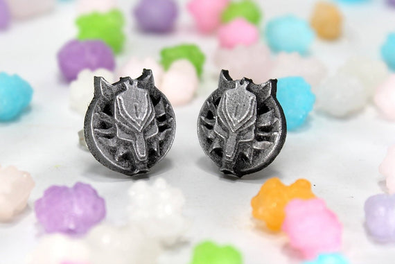 Fenrir Earnings Final Fantasy VII - FF7 Jewelry and Gift for Final Fantasy Fan