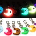 Power Moon Keychain / Necklace - Super Mario Odyssey - Nintendo Gift / Mario Gift